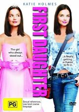 First Daughter (DVD, 2005) - Katie Holmes