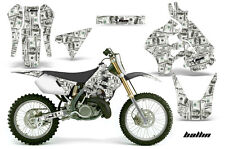 Suzuki RM 125 Graphics Kit AMR Racing Bike Decal RM125 Sticker Part 96-98 BALLIN