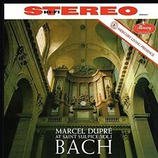 Marcel Dupre - Mercury Living Presence Recordings Saint-Sulpice 1 [New CD] UK -