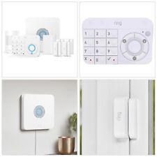 Ring Alarm Home Security Kit Wall Mountable Motion Detector Keypad Mobile Alert!