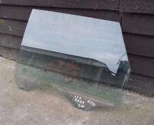 VOLVO V50 / REAR DOOR WINDOW GLASS LEFT SIDE MAIN WINDOW 2006-2013
