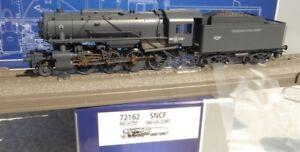 Roco 72162 Steam Locomotive 140 V -S160 U Rattlesnake Ex Ustc SNCF , Ep.3, Dss