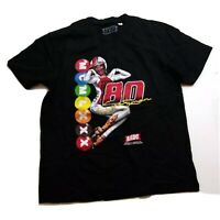 AKOO 100%authentic Mens S/S Tshirt Size large logo black