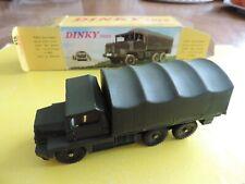 ** 843-12 pneus noirs striés bande carrée pour Dinky Toys BERLIET GAZELLE 816