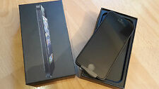 Apple iPhone 5 32GB black  / simlockfrei & brandingfrei & iCloudfrei / Topp