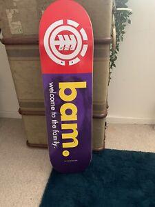 Bam Margera Skateboard Limited Edition
