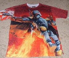 "Mad Engine ""Bobe Fett"" Mens Size (SM) Small Short Sleeve Tee T-Shirt! New!"