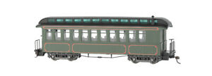 Bachmann On30 26202 Wood Coach/Observation  Painted, Unlettered