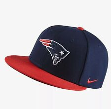 Nike New England (NFL Patriots) New Era Team Essential Trucker Cap Hat Snapback