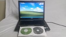 Dell Latitude D620 Laptop Windows XP Pro SP3 Operating system Serial Port Office