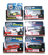 Corgi James Bond Job Lot of Boxed Diecast Movie Film Vehicle Models