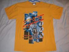 Jango Fett Attack of the Clones STAR WARS Yellow T-shirt Boy's Large 14-16 used