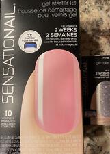 sensationail gel polish starter kit