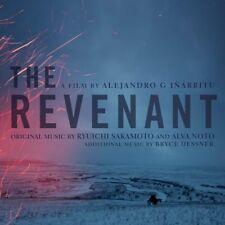 Ryuichi Sakamoto - The Revenant Soundtrack Vinyl LP X2 Milan Gatefold New Sealed