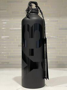 Y-3 Yohji Yamamoto CH3 Water Bottle Thermos Black Metal BPA FREE, Brand New 2021