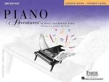 New ListingFaber Piano Adventures Lesson Primer Level (Second Edition) #Ff1075 - New