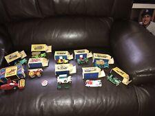 Vintage Matchbox Lesney Models Of YesterYear Mint Unused In Original Boxes Lot