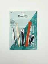Diamond cosmetics manicure set new