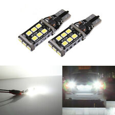 For Toyota Prius 2X White LED Parking light bulbs SUPER BRIGHT 6000K Error Free