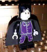 Lego Harry Potter Figur Professor Snape. Minifig. 4705 4709 4733