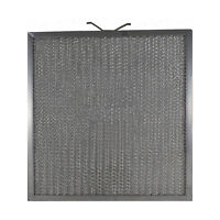 COMPATIBLE BROAN 99010316 GREASE RANGE HOOD FILTER 11-1/4x11-3/4x3/8""