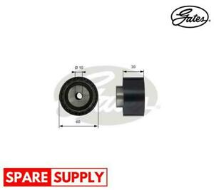 DEFLECTION/GUIDE PULLEY, TIMING BELT FOR CITROËN FIAT LANCIA GATES T42070