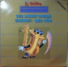 The Disney Dream Factory 1933-1938 Laserdisc (LD, 257 AS) LN