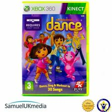 Nickelodeon Dance - Kinect Required (Xbox 360) **IN A BRAND NEW CASE!**