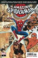 AMAZING SPIDER-MAN FULL CIRCLE #1 (2019 MARVEL) NM 1ST PRINT REIS MAIN COVER A