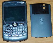 BlackBerry Curve 8310 Titanium Handy Smartphone GPS 2G GPRS EDGE BT MicroSDHC