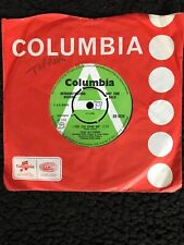 "Peter And Gordon - I Feel Like Going Out 7"" Vinyl PROMO Columbia DB 8398 1968 EX"