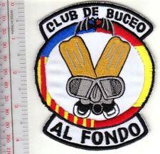 SCUBA Diving Spain Diving Club Al Fondo Club de Buceo Paterna Valencia, Espana w