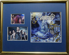SIGNED ENSIFERUM AUTOGRAPHED CD FRAMED DISPLAY BY ALL NICE!