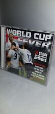 Nouveau CD Musique World Cup Fever 16 Excellents Anglaise Football (Football)