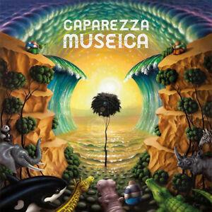 Caparezza Museica  CD Musica Italiana Nuovo Sigillato
