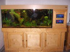Nur für Selbstabholer Aquarium mit Schrank T5 Beleutung und Ausenfilter