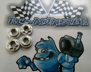 Xmaxx Baja Wheel adapters for Traxxas X-Maxx