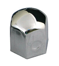 02238 Chromed Caps copribulloni in acciaio cromato �˜ 17 mm 1pz