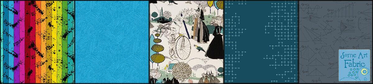 Some Art Fabric