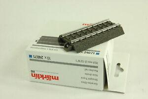 Märklin H0 C-Gleis gebogene und gerade Sortiment zur Auswahl / Neu u. OVP