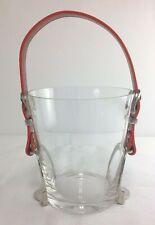 "12""L Vagabond House Stirrup Glass Ice Bucket"