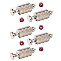 5x Schwimmernadelventil Nadelventil Vergaser Kit für Briggs Stratton 398188 New