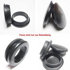 Durchgangstüllen Kabeldurchführung; Kabelführung;Gummitüllen;Verschluß-Stopfen