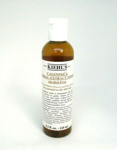 Kiehl's Calendula Herbal-Extract Toner ~ 4.2 fl oz. ~ ( See Description )