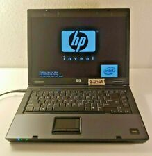 HP Compaq 6710b laptop - 80GB HDD 2GB RAM Wifi DVDRW Linux OS - good condition!