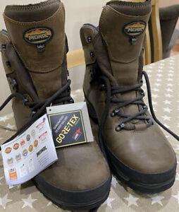 Meindl Bhutan MFS Mens Brown Leather Gore Tex Walking Hiking Boot UK Size 11