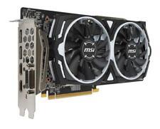 BB S0209300 Graphics Card MSI VGA AMD RX 580 Armor OC 8 GB Ddr5
