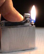 Briquet Ancien * RONSON Adonis * Vintage fuel Lighter Feuerzeug Accendino