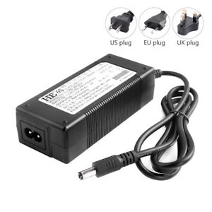 DC 12.6V 29.4V 42V 2A Power Supply Charger Adapter For Li-ion Battery 110/220V