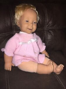 2000 Mattel Miracle Moves Baby Doll INTERACTIVE  Vintage Rare